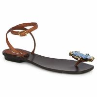 Cipők Női Szandálok / Saruk Marc Jacobs MJ16131 Barna / Kék