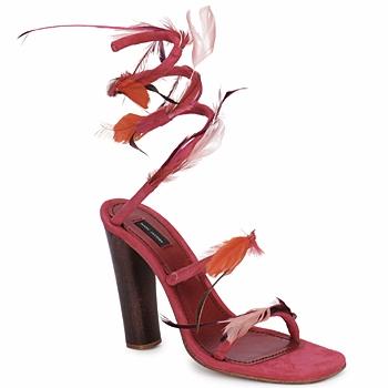 Cipők Női Szandálok / Saruk Marc Jacobs MJ16385 Rózsaszín