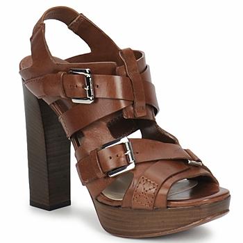 Cipők Női Szandálok / Saruk Michael Kors MOWAI Barna
