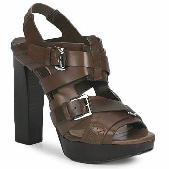 Cipők Női Szandálok / Saruk Michael Kors MOWAI Tópszínű
