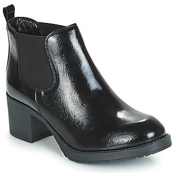 Cipők Női Bokacsizmák André TERRIBLE 3 Fekete