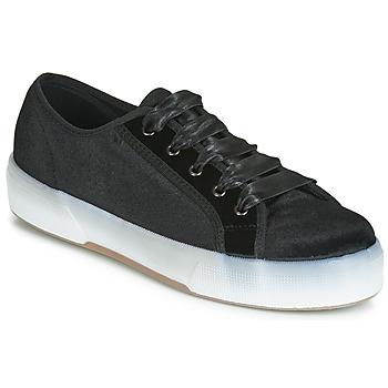 Cipők Női Rövid szárú edzőcipők André MIRA Fekete