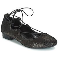 Cipők Női Balerina cipők / babák André COLOMBINE Arany