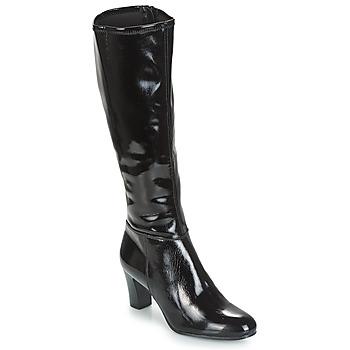 Cipők Női Városi csizmák André GANTELET 3 Fekete
