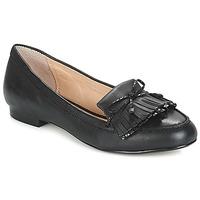 Cipők Női Mokkaszínek André PAPAYE Fekete