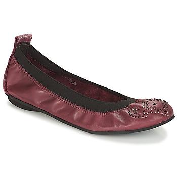 Cipők Lány Balerina cipők / babák André FAUSTINE Bordó