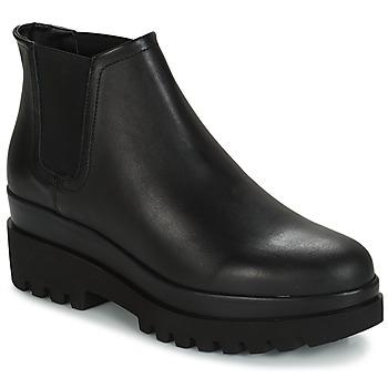 Cipők Női Csizmák André EMMA Fekete