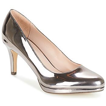Cipők Női Félcipők André CRYSTAL Ezüst