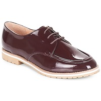 Cipők Női Oxford cipők André CHARLELIE Bordó