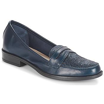 Cipők Női Mokkaszínek André LONG ISLAND Tengerész