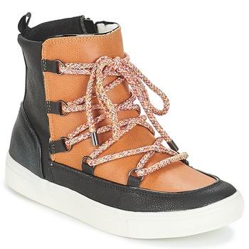 Cipők Női Csizmák André SNOW Teve