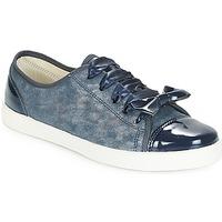 Cipők Női Rövid szárú edzőcipők André BOUTIQUE Kék
