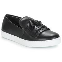 Cipők Női Belebújós cipők André NEO Fekete