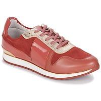 Cipők Női Rövid szárú edzőcipők André SPRINT Rózsaszín