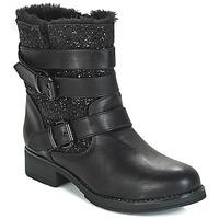 Cipők Női Csizmák André BRIGITTE Fekete