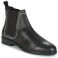 Cipők Női Csizmák André CARLOTA Fekete