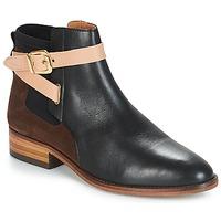 Cipők Női Csizmák André MONTANA Fekete