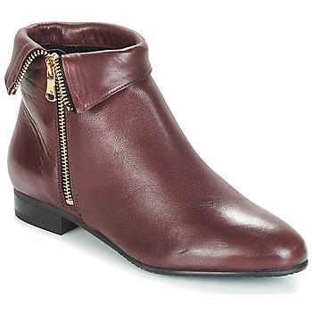 Cipők Női Csizmák André PIMENTO Bordó