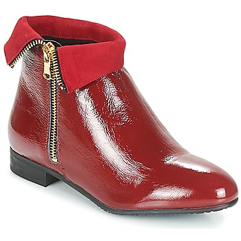 Cipők Női Csizmák André PIMENTO Piros