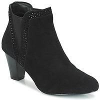 Cipők Női Csizmák André BRITANIE Fekete
