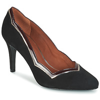 Cipők Női Félcipők André PIERA Fekete