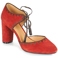 Cipők Női Félcipők André ALLEGRA Piros