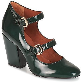 Cipők Női Félcipők André ANTONELLA Zöld