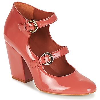 Cipők Női Félcipők André ANTONELLA Rózsaszín