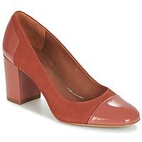 Cipők Női Félcipők André BRUNA Rózsaszín