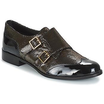 Cipők Női Oxford cipők André SATURNE Arany