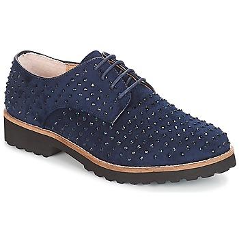 Cipők Női Oxford cipők André CLAVA Kék
