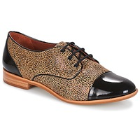 Cipők Női Oxford cipők André VAUDOU Bézs