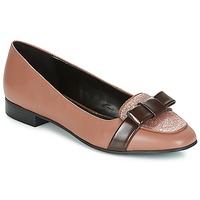 Cipők Női Balerina cipők  André ANNALISA Tópszínű