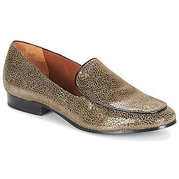Cipők Női Mokkaszínek André BOLINIA Arany