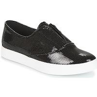 Cipők Női Rövid szárú edzőcipők André COSMIQUE Fekete