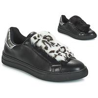 Cipők Női Rövid szárú edzőcipők André LEXIE Fekete
