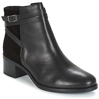 Cipők Női Csizmák André CANTATE Fekete