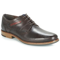 Cipők Férfi Oxford cipők André MESSIRE Barna