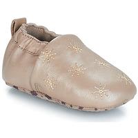 Cipők Lány Baba mamuszok André STRELLA Bézs
