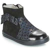 Cipők Lány Csizmák André NUIT Fekete