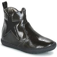 Cipők Lány Csizmák André FURY Fekete