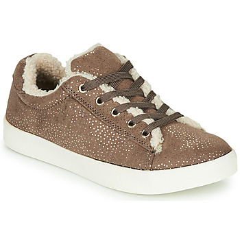 Cipők Lány Oxford cipők André MOUFLETTE Bézs