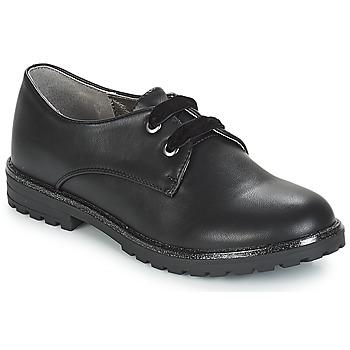 Cipők Lány Oxford cipők André SAEZ Fekete