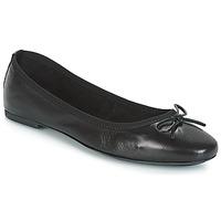 Cipők Női Balerina cipők / babák André PIETRA Fekete
