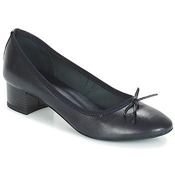 Cipők Női Balerina cipők  André POETESSE Tengerész