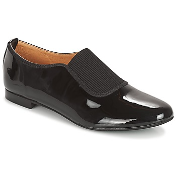 Cipők Női Balerina cipők / babák André PERLITA Fekete