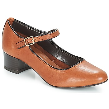 Cipők Női Balerina cipők  André FOLLOW Barna