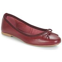 Cipők Női Balerina cipők  André PIETRA Bordó