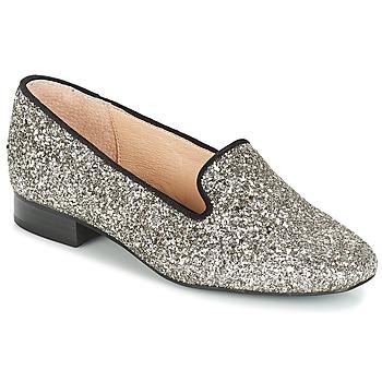 Cipők Női Balerina cipők  André ATOMIC Ezüst