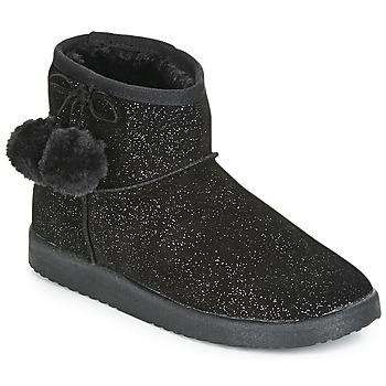 Cipők Női Csizmák André TOUCHOU Fekete